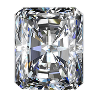 1.01 carat Radiant cut diamond